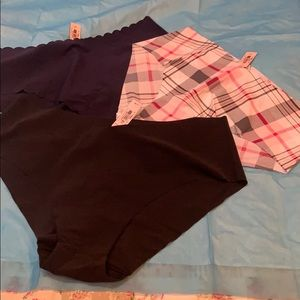 New!! 3 pairs of Victoria Secret Underwear